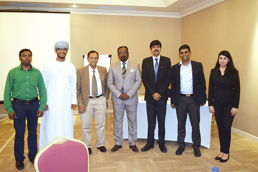 BIT Salalah seminar networking and Unified communications